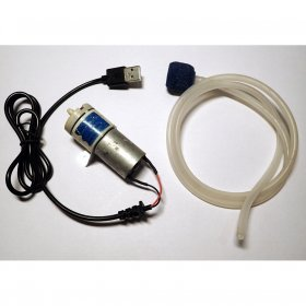 Mini air pump, USB